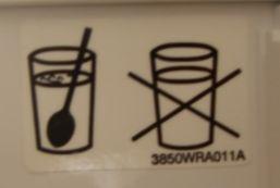Symbol i mikrovågsugnen